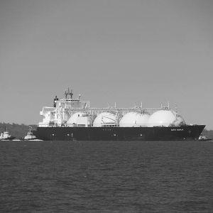 LNG Tanker - sw