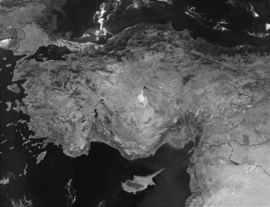 NASA Turkey sw